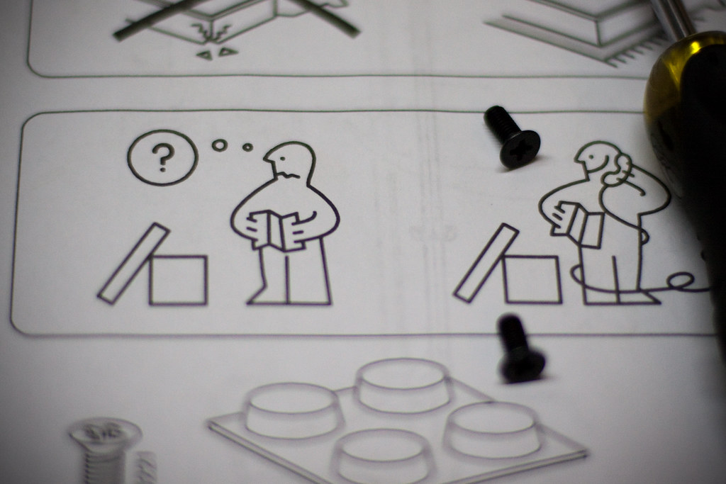 What 39 s next i often feel like the one on the left for Tips for assembling ikea furniture