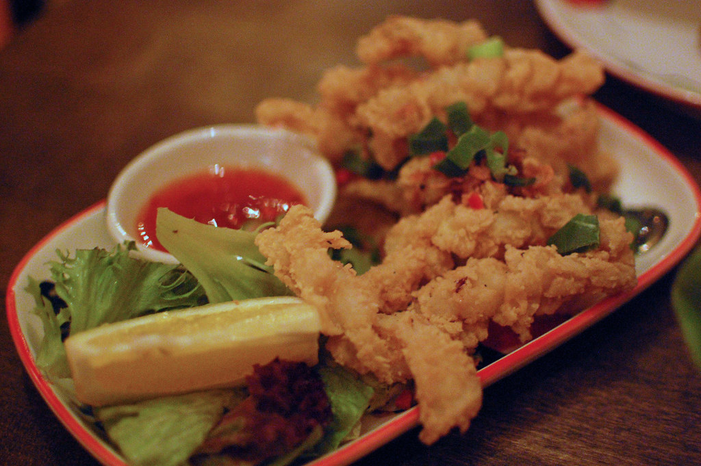 Fried Calamari  Dinner At Pinto Thai Kitchen In Acton. Paint Living Room Colors. Living Room Display Units. Living Room Keyboard And Mouse. Living Room With Pictures. Revis Living Rooms. Green Wall Living Room. How To Decorate A Long Narrow Living Room. Japanese Living Room Furniture
