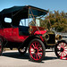 "1911 Model T Ford - Touring ""Brass"""