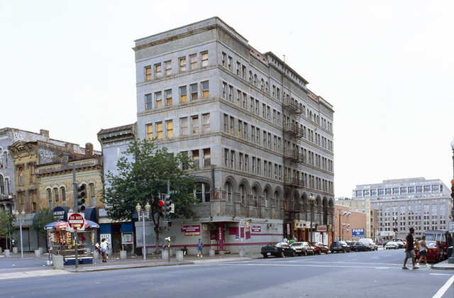 The atlas building 527 9th street nw washington dc 1995 for 1776 i street nw 9th floor washington dc 20006