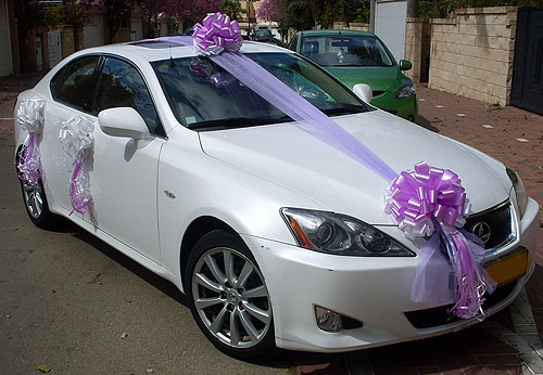Luxury Vehicle: Learn To Decorate Your Wedding