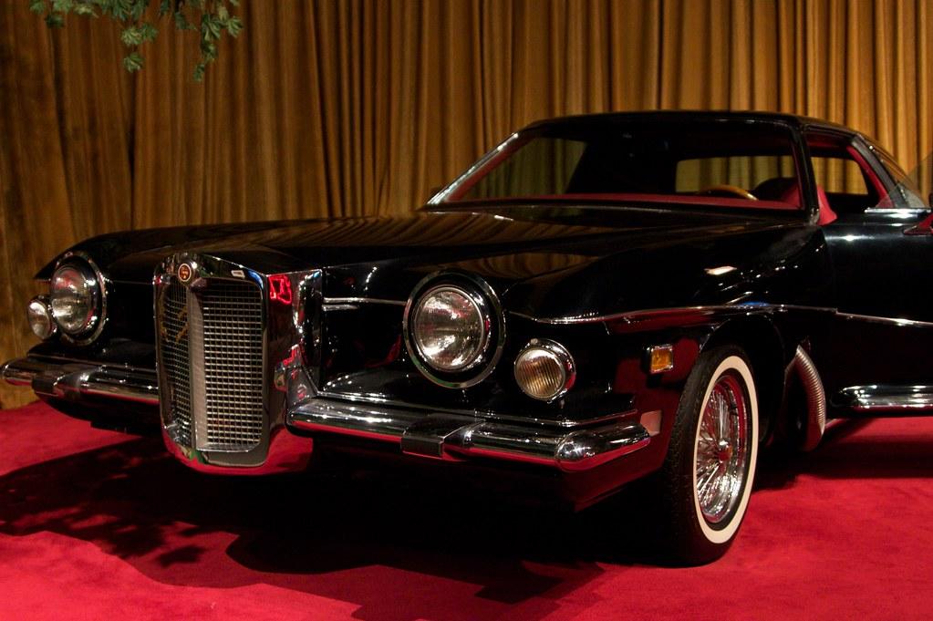 Blackhawk Car Museum >> 1973 Stutz Blackhawk | A trip to Graceland | H. Michael Miley | Flickr