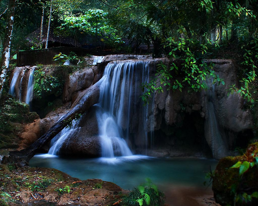 Cascadas de agua azul agua azul chiapas m xico flickr for Cascadas de agua