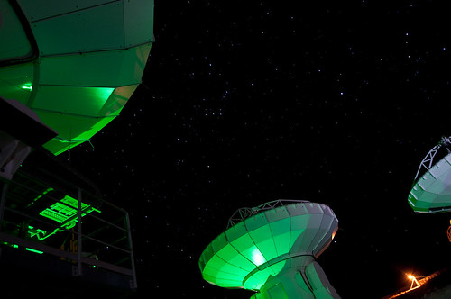 ALMA Antennas | by @AdeRussell