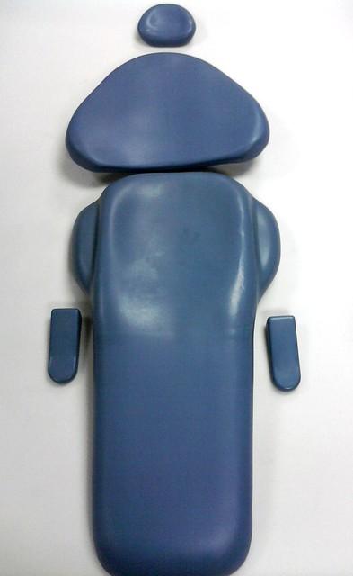 Adec Dental Chair Upholstery Cascade 1040 Light Purple
