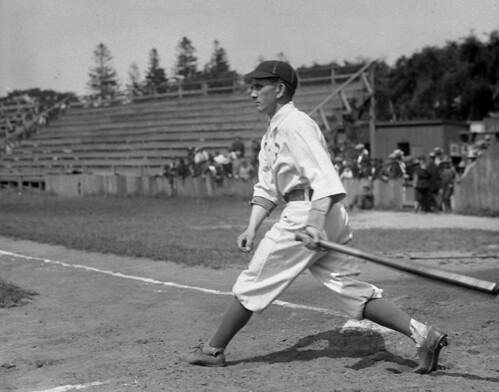 Walter Maranville, baseball player, New Bedford | by New Bedford Whaling Museum