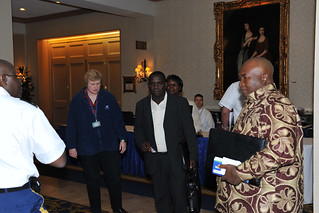 ALFS - Delegates arrive at hotel - 8 May 2010 | by US Army Africa