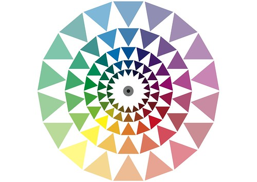 The Colour Wheel | by Tony Pritchard LCC