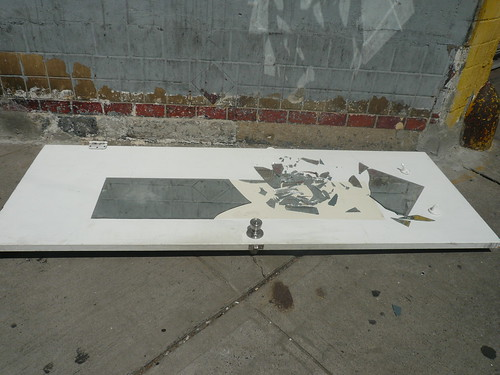 Found Art (Nolita) Unmonumental 395 | by Joy Garnett (archive)