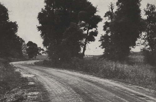 Cambridge Boulevard as Viewed from the Scioto Country Club, 1918 | by UA Archives | Upper Arlington History