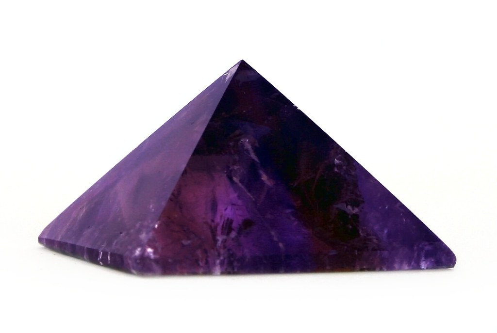 Crystal 6 Amethyst Pyramid 1 This Image Is Free To Use
