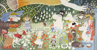 the moomins | by juju's delivery