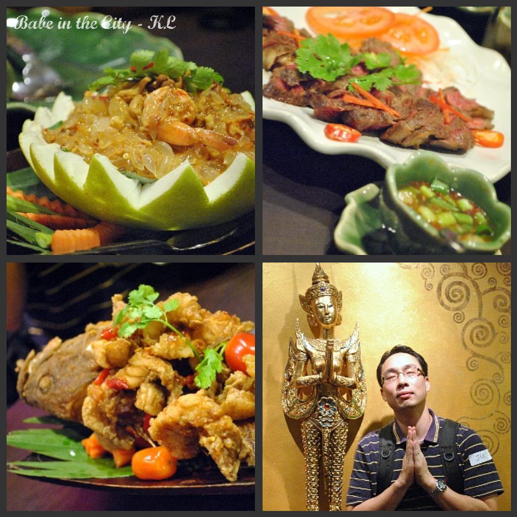 Jaya One Thai Food