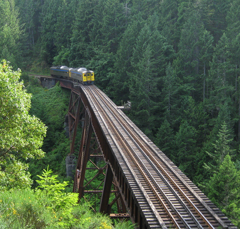 arbutus canyon trestle