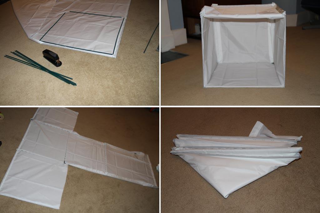 ... DIY Home Studio - Light Tent | by Richard Forward & 159 ~ DIY Home Studio - Light Tent | For some reason I assu2026 | Flickr