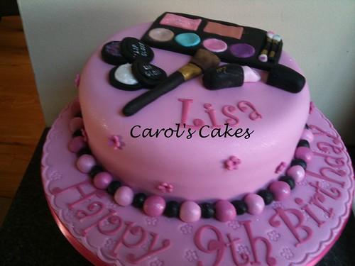 makeup birthday cakes 2 on makeup birthday cakes
