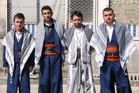 Kurdish Male Fashion