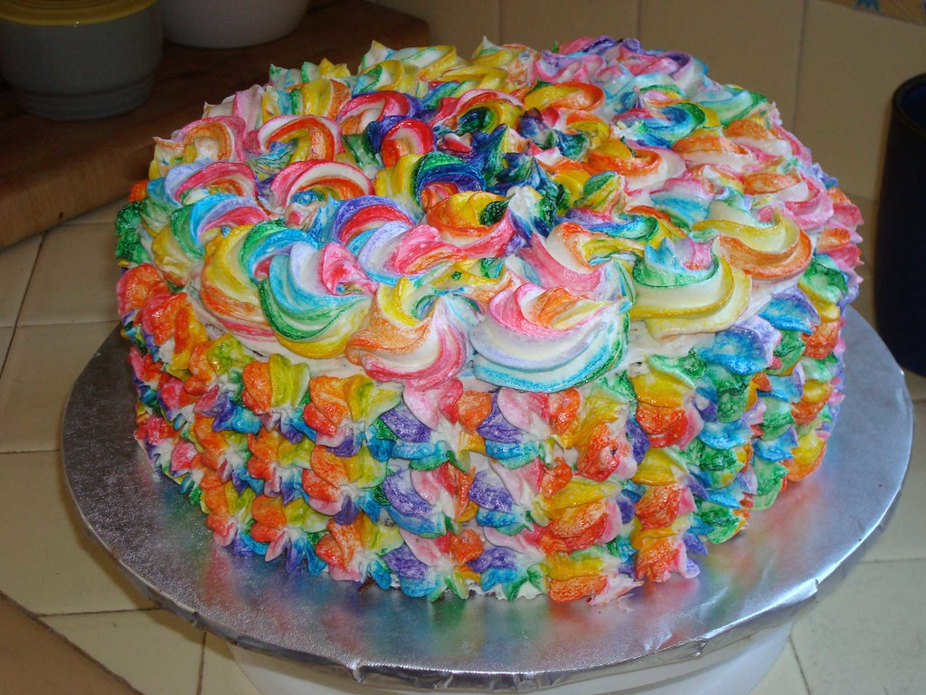 Cake Camera Decoration