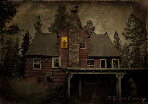 The Red House (trick 'r treaters welcome!) | by SLEEC Photos/Suzanne