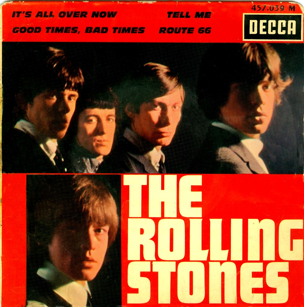 Rolling stones the it s all over now f 1964 flickr