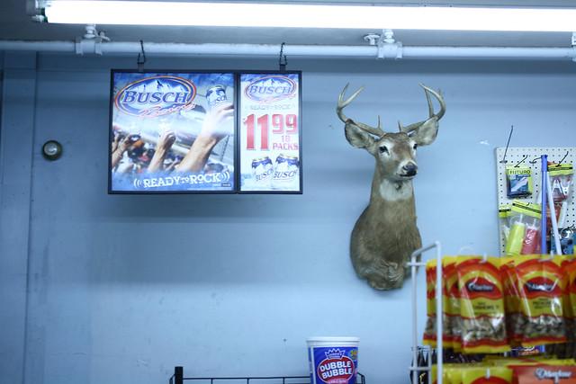 West Utica corner store