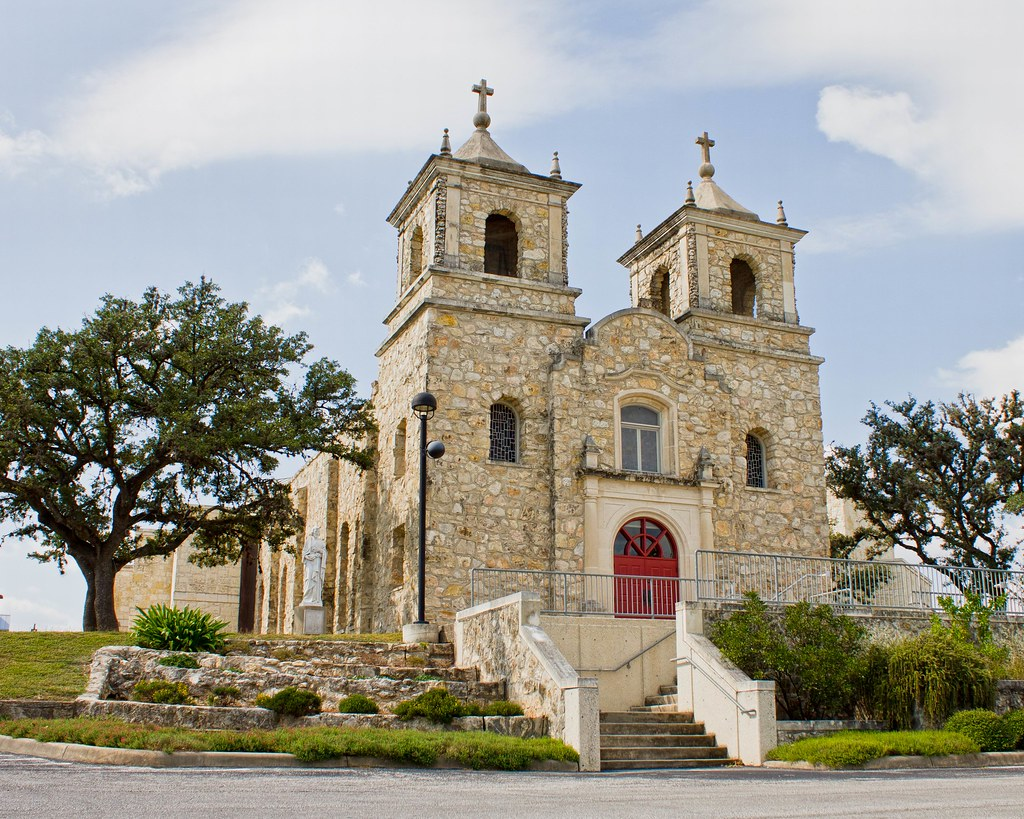 Image result for boerne catholic church