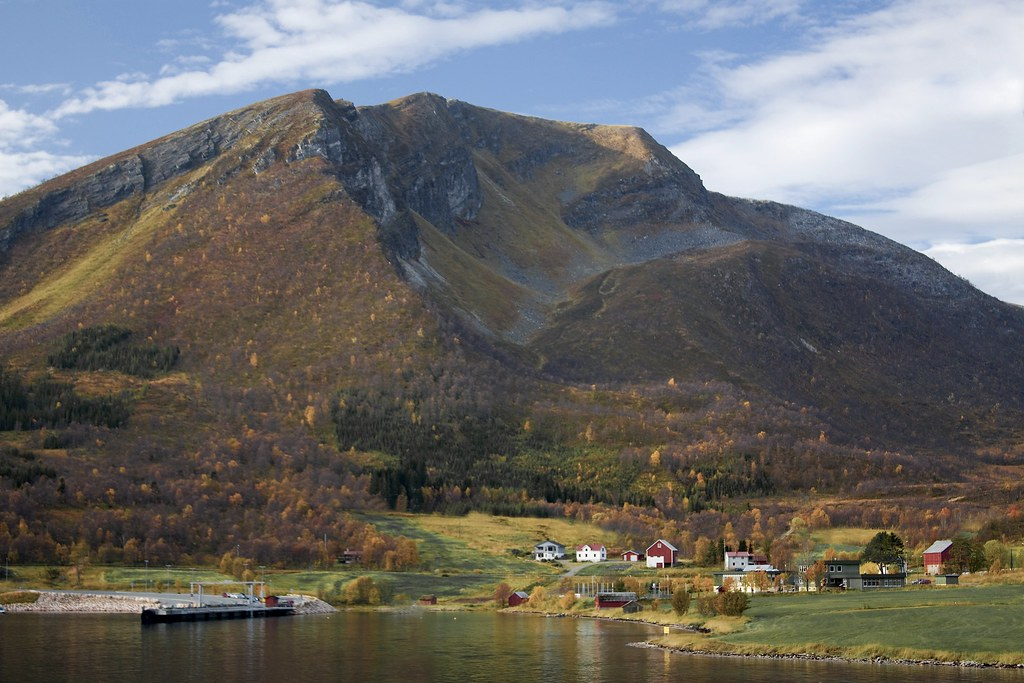 Hinnøya island, Norway