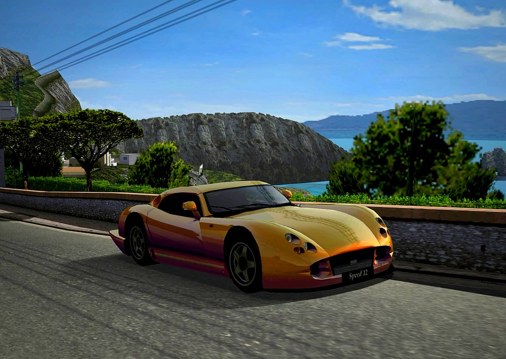 Gran Turismo 4 Tvr Cerbera Speed 12 00 1 Of 5 I
