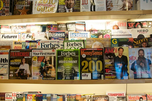 Investing Magazines 2010 | by Duncan Rawlinson - Duncan.co - @thelastminute