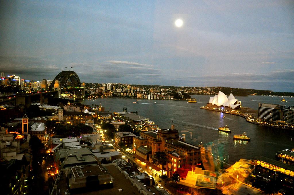 Four Seasons Sydney Club Room