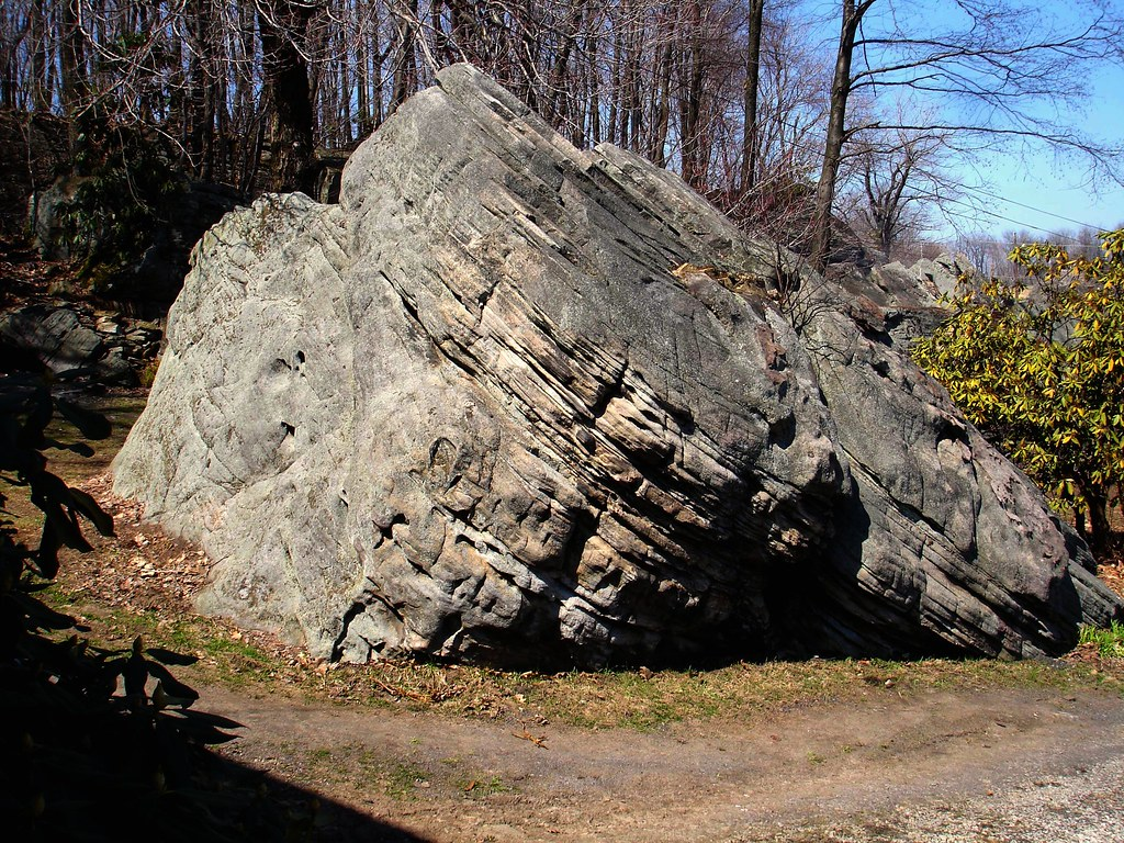 Big Rocks Near Dunbar  Pa