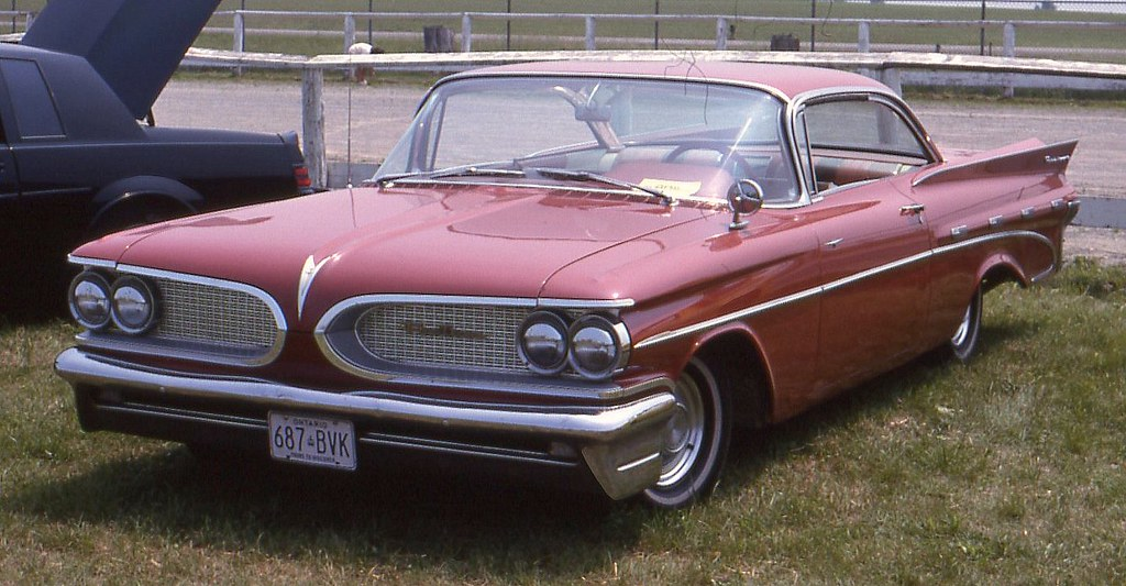 1959 Pontiac Parisienne 2 Door Hardtop Richard