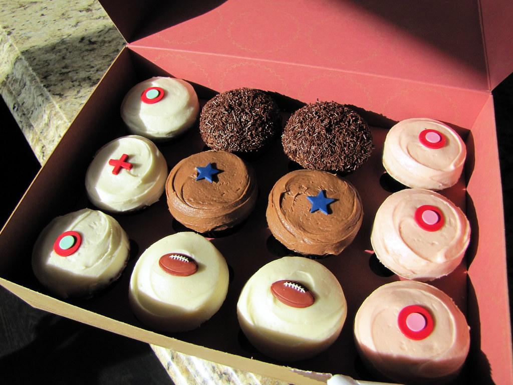 Box Of Sprinkles Cupcakes In Dallas TX January 2010