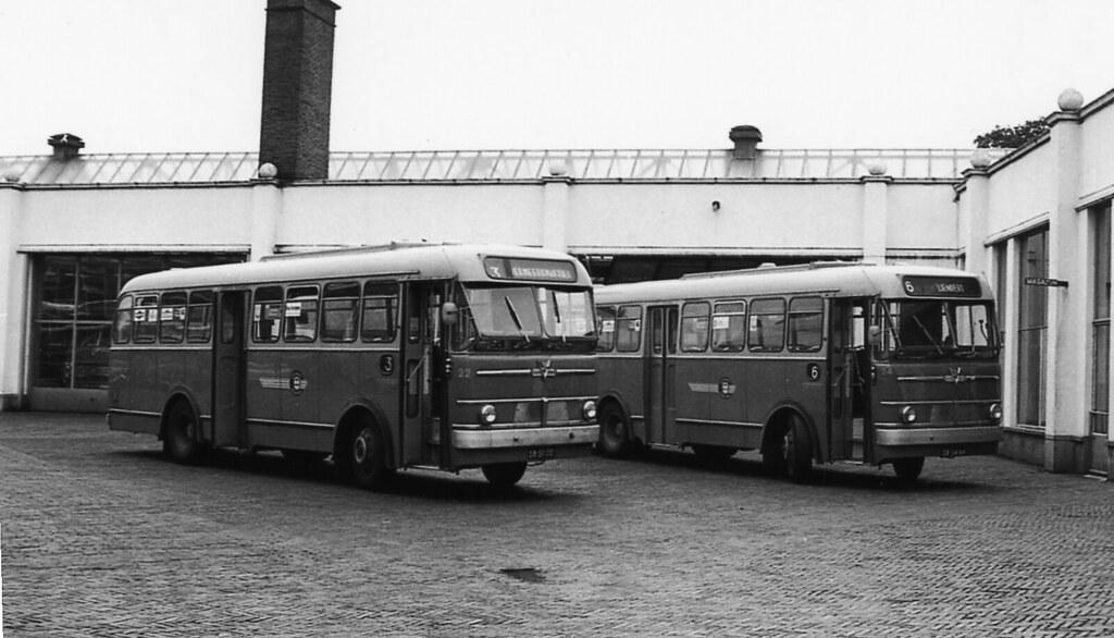 Garage Nefkens Amersfoort : Hn bus amersfoort garage hn henri nefkens local trau flickr