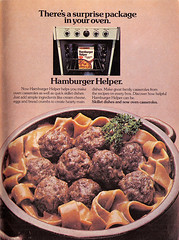 Vintage Ad #1,026: There's a Surprise Package in Your Oven | by jbcurio