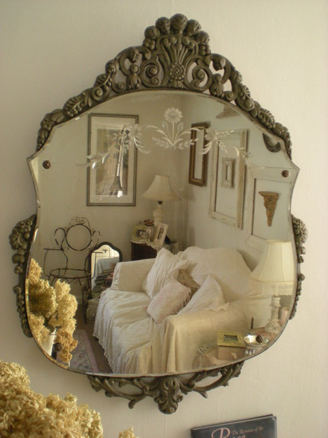 Ornate Vintage Mirror This Is A Gorgeous Vintage