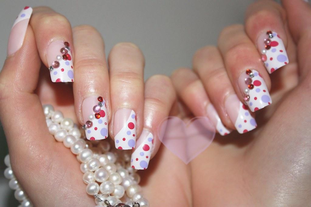 Japanese nail art | SabinClementin | Flickr
