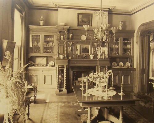 Victorian Dining Room 1890 39 S Gaswizard Flickr