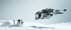 REJECTED FRAME: Early Morning on Hoth | by Avanaut