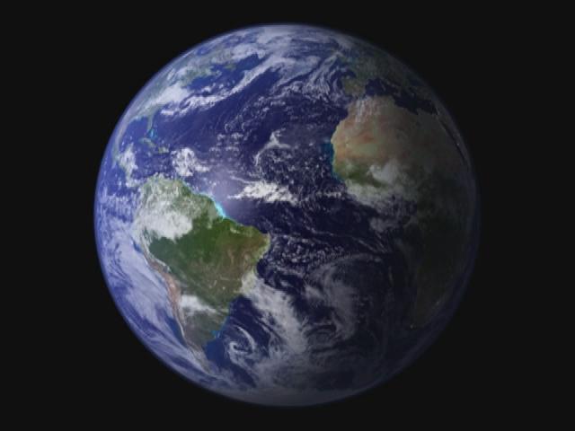 Blue Marble Animation Nasa Goddard Space Flight Center