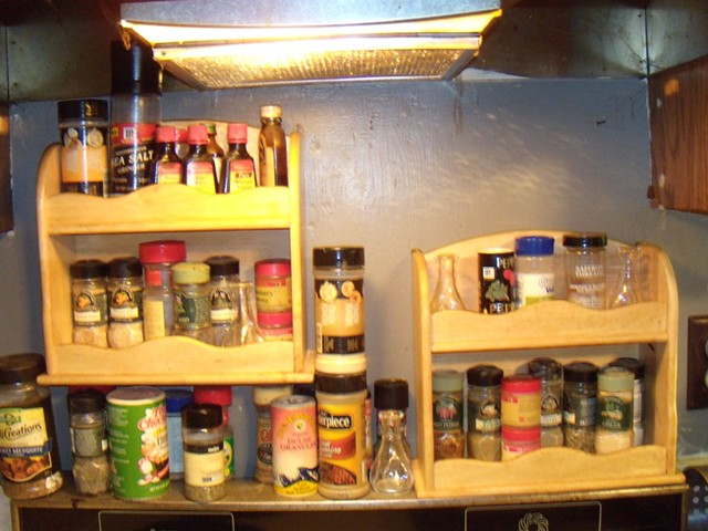 Over The Stove Spice Rack Before Obvious Flaws Wall N Flickr