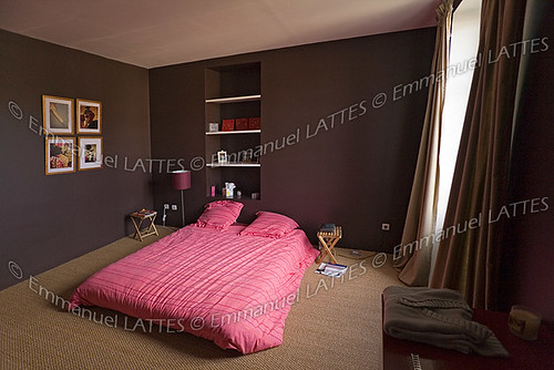 Chambre coucher contemporaine france chambre for Chambre a coucher contemporaine