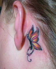 Butterfly Tattoo | by fernandotattoo