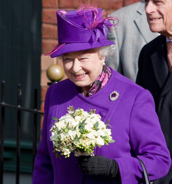 HRH Queen Elizabeth II (IV)