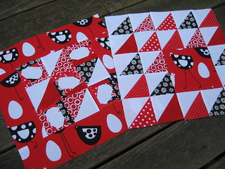 Buzz Cuts blocks for sunflowerquilt | by j_q_adams