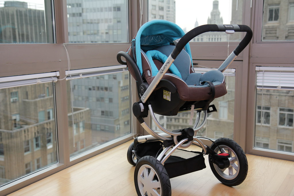 Quinny Buzz 3 with Maxi-Cosi Mico infant car seat | Nice com ...