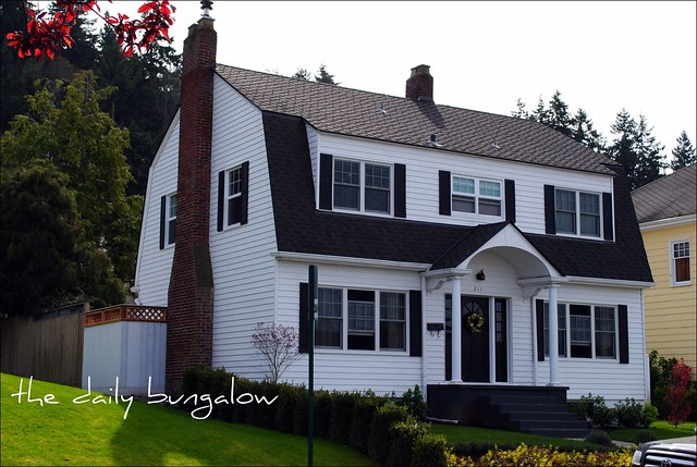 Dutch colonial revival flickr photo sharing for Dutch revival house plans
