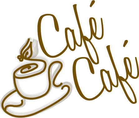 logo cafe cafe | creacion de marca para la clase de taller ...