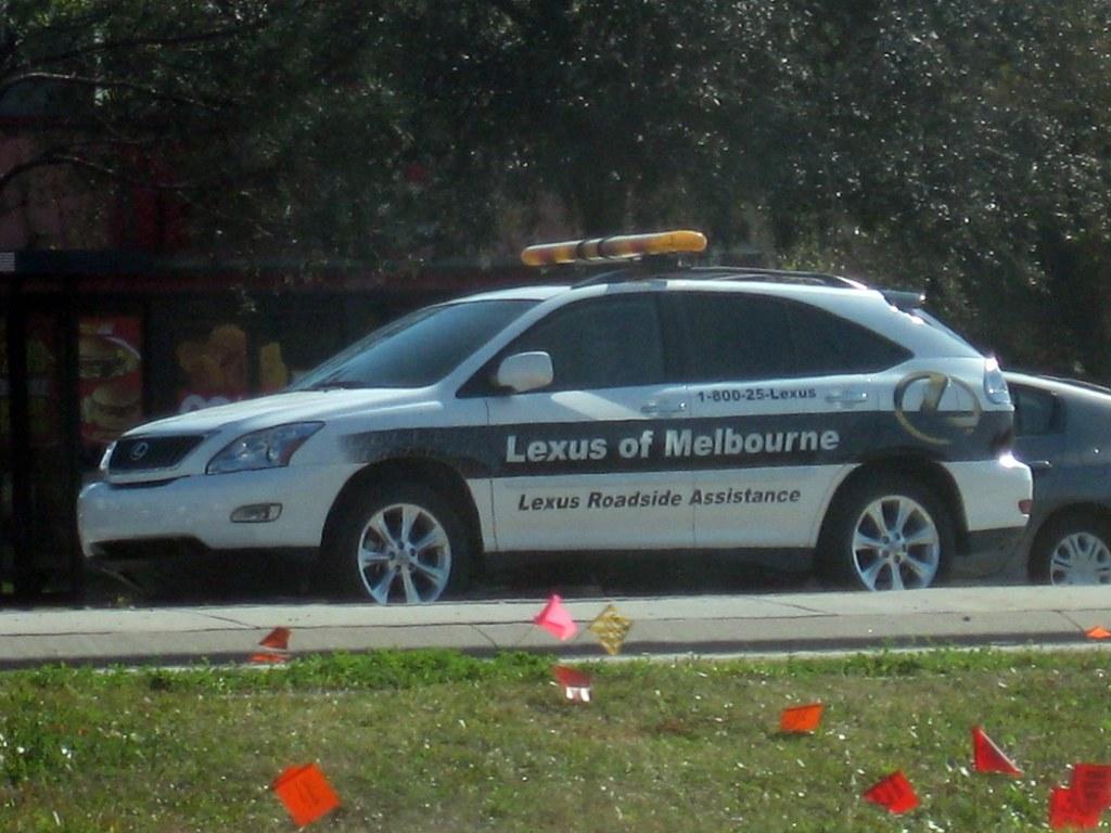 Lexus Of Melbourne Lexus Roadside Assistance Lexus Rx Flickr