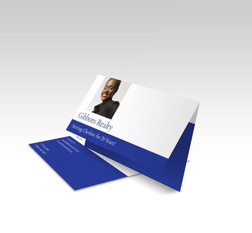 Vistaprint Folded Business Card Image Upload